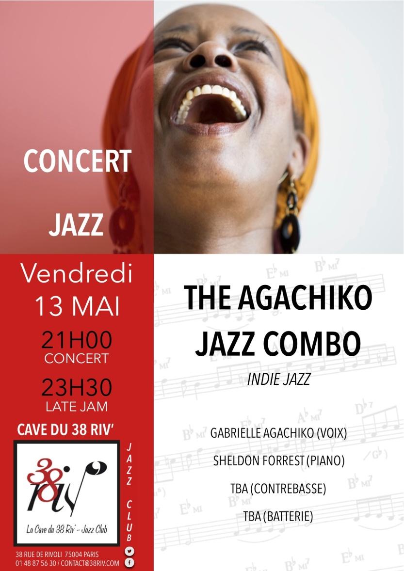 Tke Agachiko Jazz Combo 13-05-16